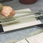 Как правильно отрезать Керамическую плитку