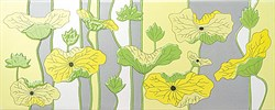 A31\7071 Декор Городские цветы