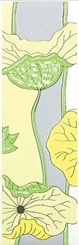 A41\7071 Бордюр Городские цветы