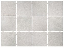 1220 Караоке серый, полотно 30х40 из 12 частей 9,9х9,9