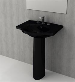 Раковина Bocchi Verona Lavabo черный 1043-005-0126 - фото 56943