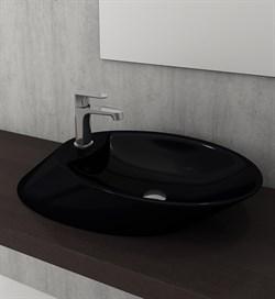 Раковина Bocchi Milano черный 1021-005-0126 - фото 56994