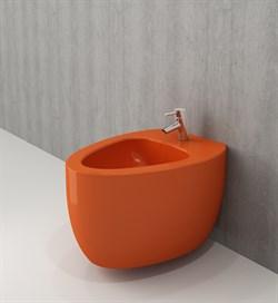 Биде подвесное Bocchi Etna 540*400 оранжевый 1117-012-0120 - фото 57037