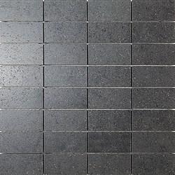 DP168\010 Декор Фьорд черный мозаичный