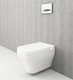 Унитаз подвесной Bocchi Scala Arch белый арт.1080-001-0129 - фото 57300