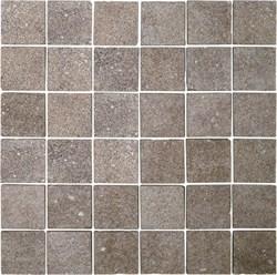 BR012 Декор Эльсинор темный мозаичный