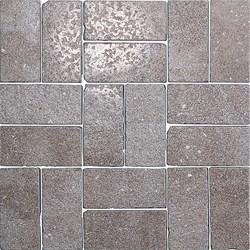 BR013 Декор Эльсинор темный мозаичный