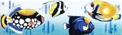 PQ02/2828 Рыбки деко
