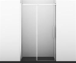 Душевая дверь раздвижная, универсальная Wasserkraft Dinkel 58R05 - фото 63044