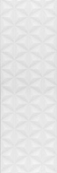 12119R Диагональ белый структура обрезной 25x75x11 - фото 67554