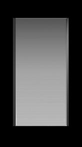 Боковая перегородка Creto Astra 121-SP-900-C-B-6 стекло прозрачное профиль черный, 90х195см