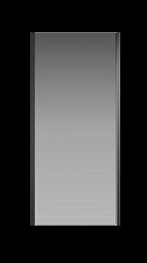 Боковая перегородка Creto Astra 121-SP-800-C-B-6 стекло прозрачное профиль черный, 80х195 см