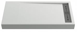Душевой поддон Creto Scala 100x80, белый