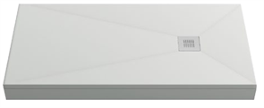Душевой поддон Creto Ares 140x80, белый