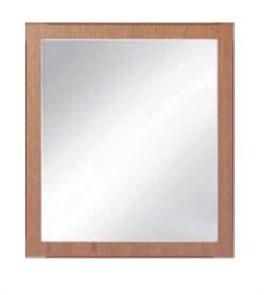 Зеркало Creto Vetra 80x100, цвет орех