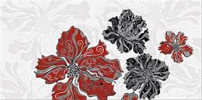 Валькирия Декор Цветы 2 20.1x40.5