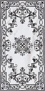 SG591702R Монте Тиберио декорированный лаппатированный 119,5х238,5