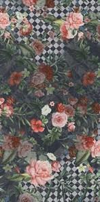 SG590500R Цветы декорированный обрезной 119,5х238,5