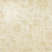 Сицилия Беж Вставка Листья 45x45