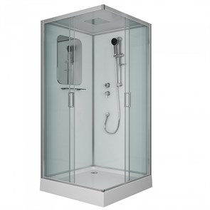 Душевая кабина Niagara Premium NG-6002-01Q 100х100х210 стекло прозрачное