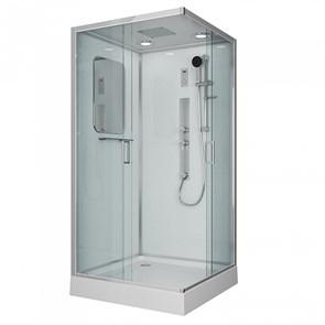 Душевая кабина Niagara Premium NG-6002-01GQ 100х100х210 стекло прозрачное