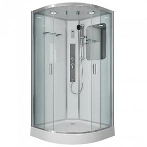 Душевая кабина Niagara Premium NG-6002-01G 100х100х210 стекло прозрачное