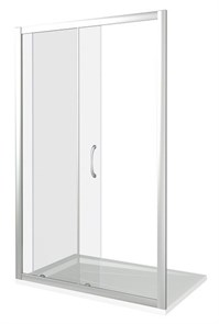 Душевая дверь в нишу GOOD DOOR Latte WTW-110-C-WE