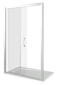 Душевая дверь в нишу GOOD DOOR Latte WTW-130-C-WE
