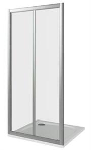 Душевая дверь в нишу GOOD DOOR Infinity SD-80-C-CH