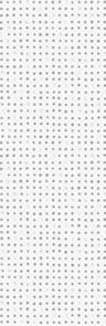 Плитка Meissen  Trendy точки серый 25х75