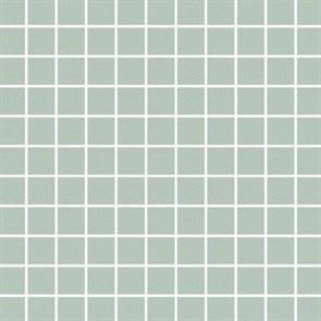 Мозаика Meissen Вставка Trendy мозаика зеленый 30х30