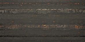 EWALL MOKA GOLD STRIPES 40x80