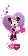 MINNIE FRIENDS R3060, 30x60