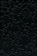 8217 Аджанта цветы черный