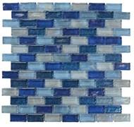 Стеклянная мозаика GS520MLA (DFH4204)