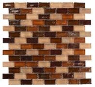 Стеклянная мозаика GS540MLA (DFH4210)