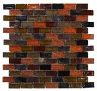 Стеклянная мозаика GS550MLA (DFH4212)