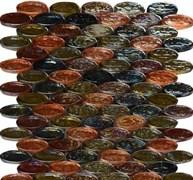 Стеклянная мозаика GS550RLA (DTH5012)