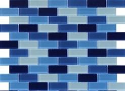 Стеклянная мозаика GC542MLB (A 055)