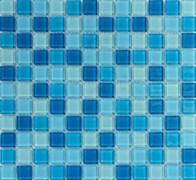 Стеклянная мозаика GC555SLA (A-042+A043+A052)