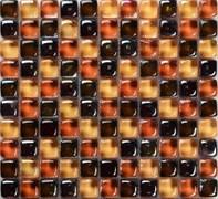 Стеклянная мозаика GC812SLA (DAH080)