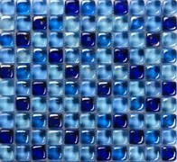 Стеклянная мозаика GC813SLA (DAH081)