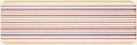 Декор керамич. DECOR 7022/7025 CAFE-CREMA PLAYLINE