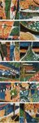 Gaudi Mural Комплект декоров из 6 плиток