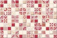 Vento Carmine Mosaic Декор