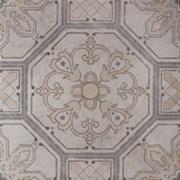 Декор GT-182/d01 серый 40*40