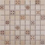 Мозаика Beige GT-170-m02/gr 30*30