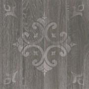 Декор GT-263/d01 темно-серый 40*40