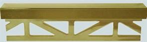 Бордюр керамич. B73132003 PRO-PART LATON PUL.BRILL.11 MM ORO