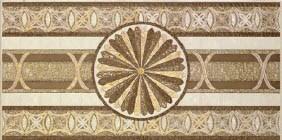Вставка керамич. 5008 CENEFA IVORY RODAS